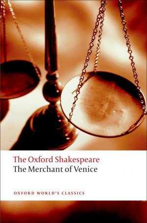 The Merchant of Venice - oxford - 9780199535859 -