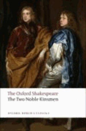 THE TWO NOBLE KINSMEN  - oxford - 9780199537457 -