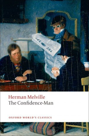 The confidence Man - oxford - 9780199554850 -