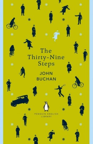 The Thirty-Nine Steps - penguin - 9780241341254 -