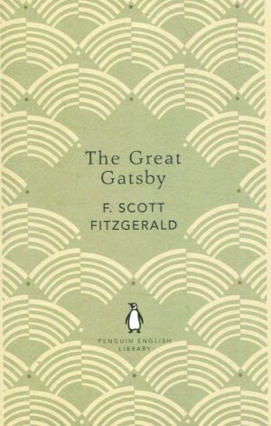 THE GREAT GATSBY  - penguin - 9780241341469 -