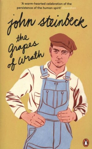 The Grapes Of Wrath - penguin - 9780241980347 -
