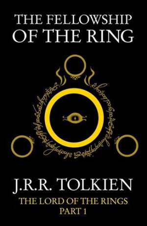 The Fellowship of the Ring - Part 1 - harpercollins - 9780261103573 -