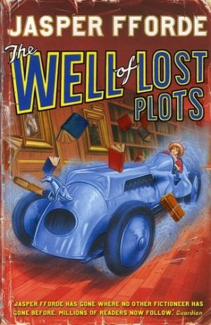The Well of Lost Plots - hodder and stoughton - 9780340825938 -