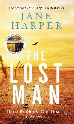 The Lost Man - abacus - 9780349142135 -
