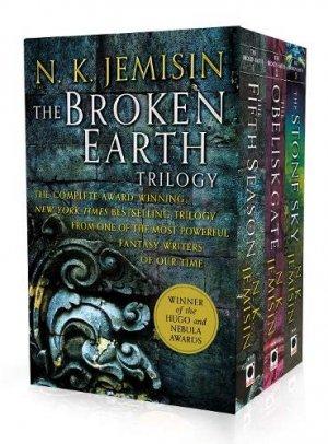 The Broken Earth Trilogy - orbit - 9780356513751 -