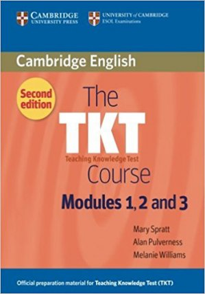 The TKT Course Modules 1, 2 and 3 - cambridge - 9780521125659 -