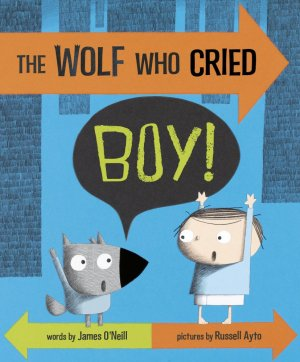 THE WOLF WHO CRIED  - VINTAGE - 9780552568456 -