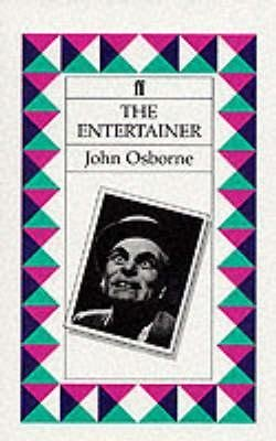 The entertainer - faber and faber - 9780571063673 -