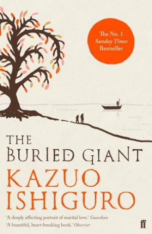 The Buried Giant - faber and faber - 9780571315079 -