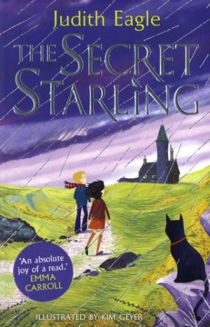 The Secret Starling - faber and faber - 9780571346301