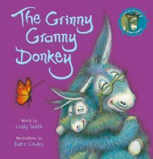 The Grinny Granny Donkey - scholastic - 9780702304279 -