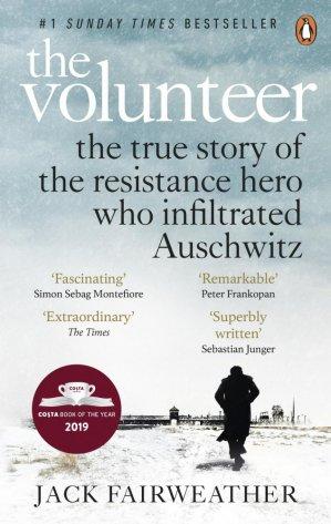 The Volunteer - virgin books - 9780753545188 -