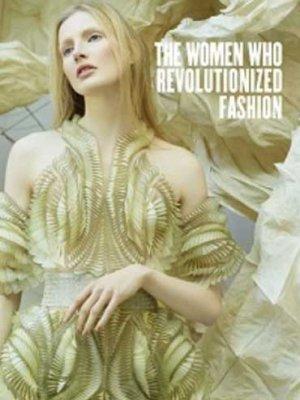 The women who Revolutionized fashion - rizzoli - 9780847868223 -