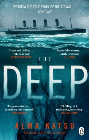 The Deep - bantam - 9780857504289 -