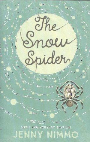 The Snow Spider - egmont - 9781405281775 -