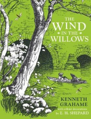 The ind in the Willows - egmont - 9781405297820 -