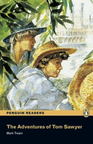 The adventures of Tom Sawyer - penguin - 9781405842778 -