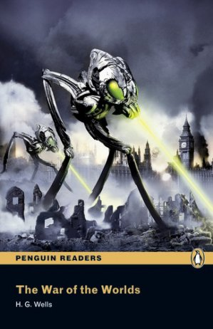 The War of the Worlds - pearson - 9781405865241 -