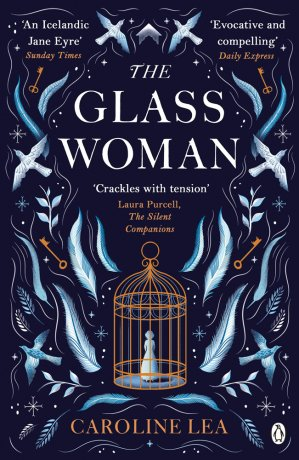 The Glass Woman - penguin - 9781405934619 -