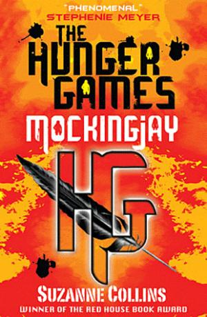 THE HUNGER GAMES MOCKINGJAY T3 - scholastic - 9781407109374 -