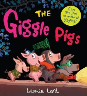The Giggle Pigs - scholastic - 9781407171968 -