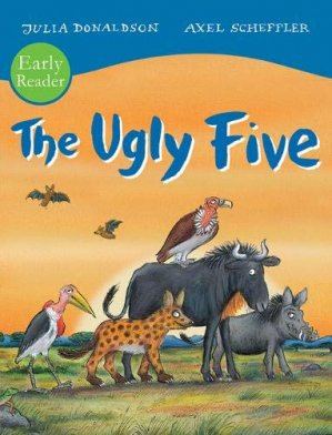 The Ugly Five Early Reader - SCHOLASTIC - 9781407197807 -