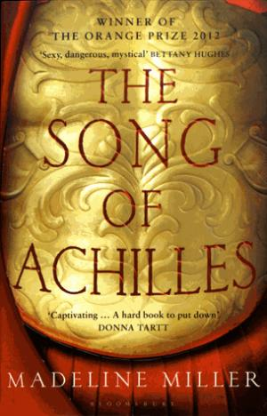 The Song of Achilles - bloomsbury - 9781408821985 -