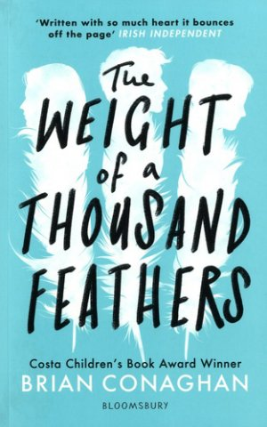 The Weight of a Thousand Featers - bloomsbury - 9781408871546 -