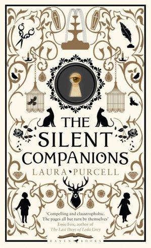 The Silent Companions - raven books - 9781408888032 -