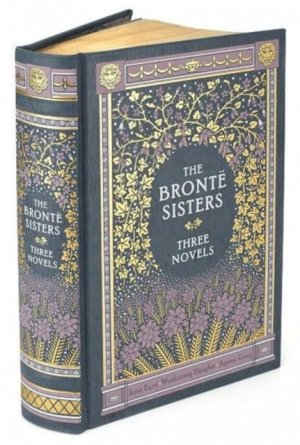 The Bronte Sisters Three Novels - barnes and noble - 9781435137202 -