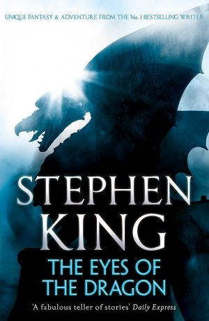 The Eyes of the Dragon - hodder and stoughton - 9781444723229 -