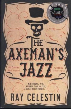 The Axeman's Jazz - macmillan - 9781447258889 -
