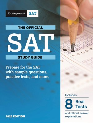 The Official SAT 2020 - workman - 9781457312199 -