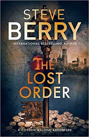 The Lost Order - hodder and stoughton - 9781473670228 -