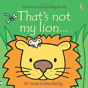 That's not my lion... - usborne - 9781474959032 -