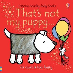 That's not my puppy... - usborne - 9781474959063 -