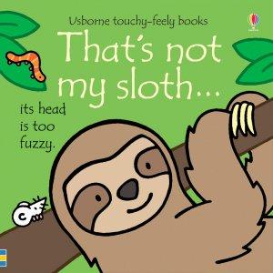 That's not my sloth... - usborne - 9781474967884 -