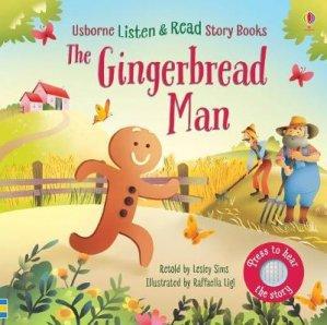 The Gingerbread Man - usborne - 9781474969598 -