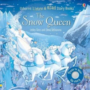 The Snow Queen - usborne - 9781474969604 -