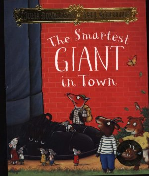 The Smartest Giant in Town - macmillan - 9781509812530 -
