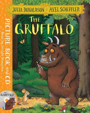 The Gruffalo - macmillan - 9781509815128 -