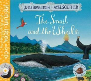 The Snail and the Whale - pan - 9781509815265 -