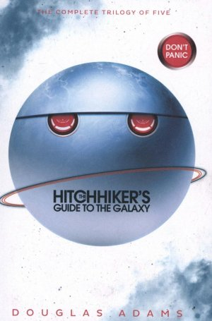 The Hitchhiker's Guide to the Galaxy - macmillan - 9781509852796 -
