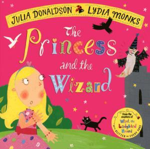 The Princess and the Wizard - macmillan - 9781509862719 -