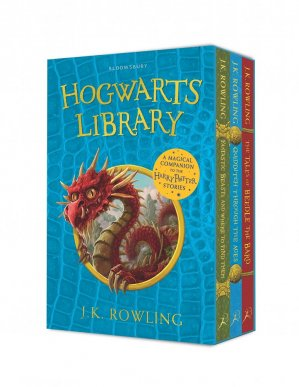 The Hogwarts Library Box Set - bloomsbury - 9781526620309 -