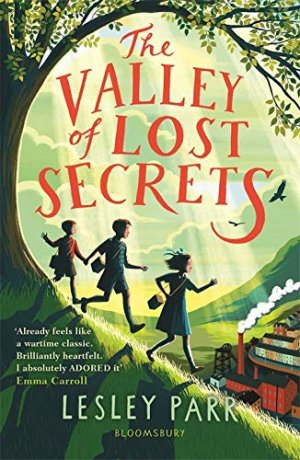 The Valley of Lost Secrets - bloomsbury - 9781526620521 -