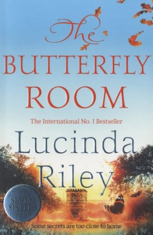 The Butterfly Room - pan books - 9781529014969 -