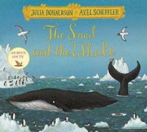 The Snail and the Whale Festive Edition - macmillan - 9781529017205 -