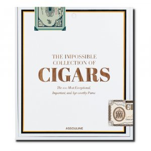 The Impossible Collection of Cigars - assouline - 9781614287841 -